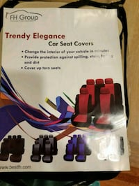Brand new car seat covers Springfield, 22153