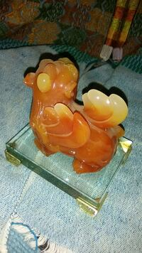 Chinese dragon dog protector of home