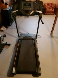 black and gray automatic treadmill Richmond Hill, L4B