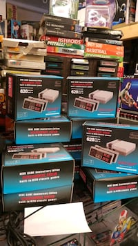 Mini nes 620 games today only Yorkville, 60560