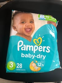 Any size pampers Arlington, 22201