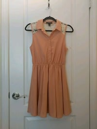 women's pink sleeveless dress Long Beach, 90808