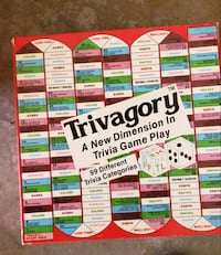 Trivagory game