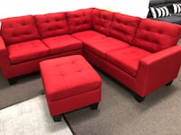 New Modular Sectional. Carmine. Free Delivery ! Norwalk