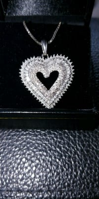 Heart Shaped Necklace Independence, 64050