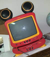 Mickey Mouse TV/DVD player Rockville, 20851