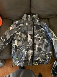 Superdry Jacket camouflage Oxon Hill, 20745