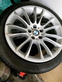 BMW wheel with tire Moreno Valley, 92555