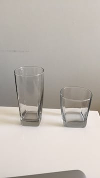 Set of 8 Tall and 5 short glasses Arlington, 22201
