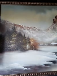 Oil On Canvas Paintings