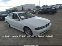 2003 530 BMW Parts Only  Paterson