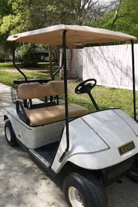 Used golf cart good condition