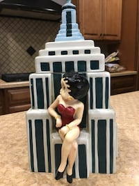 Betty Boop Cookie Jar  Quincy, 02169