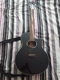 Yamaha electric acoustic guitar Bergen, 5055