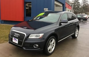***WINTER LUXURY*** 2013 AUDI Q5 PREMIUM PLUS AWD - Ask About Our Guaranteed Credit Approvals