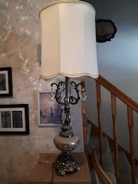 black and white table lamp Mount Forest, N0G 2L3