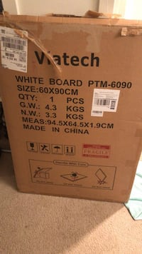 New white board  Mc Lean, 22102
