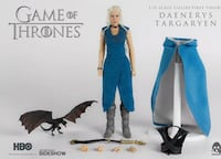 1/6 Scale Daenerys Targaryen Game of Thrones Figure Frederick, 21701
