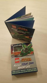 Lego and book Calgary, T3J 3K7