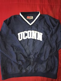 UCONN Windbreaker Jacket  East Hartford
