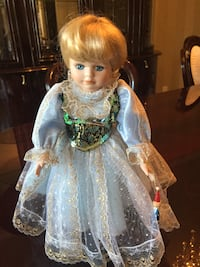 Bradley's Collectible doll Burlington