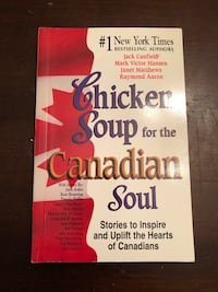 Chicken Soup for the Canadian Soul. Edmonton, T5B 1C8