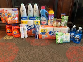 Household and personal care bundle