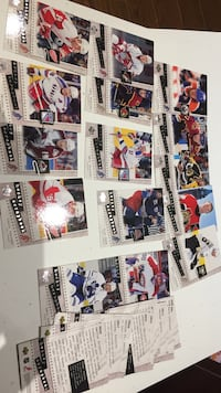 2005-06 Upperdeck Scrapbook Set 30 Cards New Tecumseth, L9R