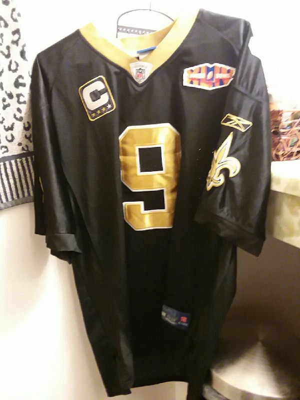 brand new c5e34 160f9 Authentic Drew Brees Jersey