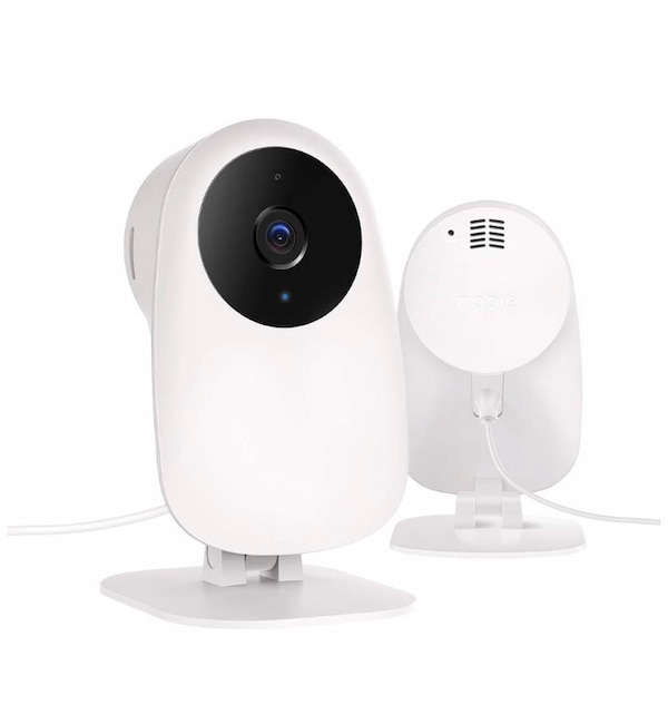WiFi Camera Home Security Indoor Surveillance Camera with Motion Detection,  Super IR Night Vision, Two-Way Audio, Remote Baby Pet Monitor with iOS,