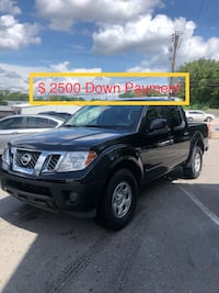 Nissan - Frontier - 2016 only $ 2500 Down Payment  Nashville