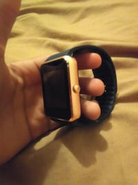 black and rose gold smart watch Cleveland, 44105