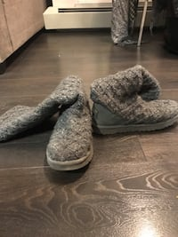 Charcoal grey ugg boots Calgary, T2R 0R8
