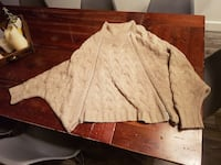 Cable Knit Turtle Neck Sweater (M/L) Vancouver, V6H 3W9
