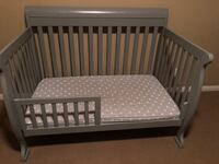 baby's brown wooden crib Indio, 92203