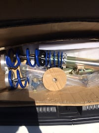 2013 vw Jetta coil overs  Carson, 90747