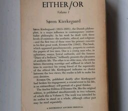 Kierkegaard Neither Or Kitap 93c4fe91-5d9b-459e-9aff-018482ae7ad2