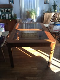 Dining Table w/ 2 Cabinets