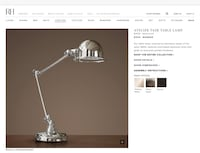 Table lamp New York, 11105