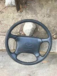 Chevy steering wheel & airbag
