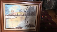 Hand painted oil painting  Cape Fair, 65624