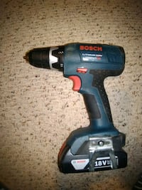 BOSCH drill (NO CHARGER)