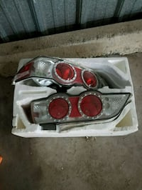 Aftermarket New taillights