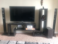 "45"" Samsung TV and home theater Baltimore, 21239"