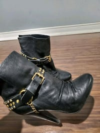 ALDO leather booties  Brampton