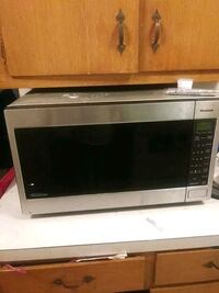 gray and black Emerson microwave oven Springfield, 65802
