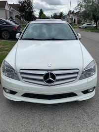 2009 Mercedes c300 4 matic groupe amg Terrebonne