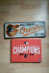 baltimore Orioles decor 49 mi