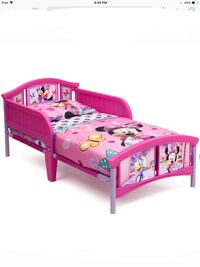 Toddler bed with mattress Virginia Beach, 23453