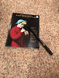 Clark Tin Whistle with book and CD Gaithersburg, 20879